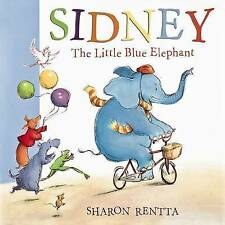 Sidney the Little Blue Elephant,ACCEPTABLE Book