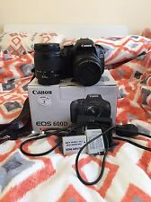Canon Eos 600D Camera Bundle!! Brought Down From £375!!!!