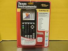 Texas Instruments TI-84 Plus CE Color Graphing Calculator    (6667)