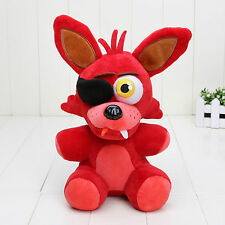 Five Nights at Freddy's Foxy FNAF Horror Game Plush Dolls Kids Plushie Toys 7""