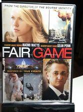 Fair Game (DVD, 2011) Used - Free Shipping - Sean Penn, Naomi Watts