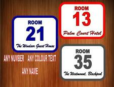Hotel Room Door Numbers Guest House Room Door Numbers