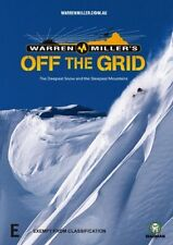 Warren Miller's off the Grid DVD NEW
