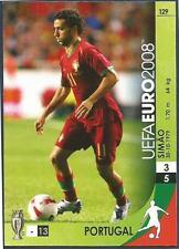 PANINI UEFA EURO 2008 TRADING CARD- #129-PORTUGAL-SIMAO