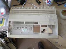 Amiga 500 plus Yellowed case ideal for painting ets or replacement no70