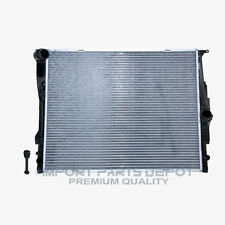 BMW Radiator (Automatic Transmission, N52 Engine) Premium Quality 62079