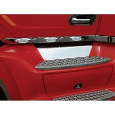 Peterbilt 579 Stainless Steel Front Step Trim