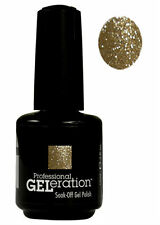 Jessica Geleration Soak-off Gel Nail Polish Golden Goddess #962 0.5oz