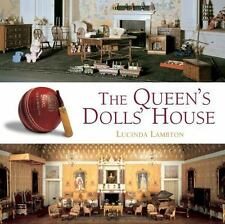 The Queen's Dolls' House: A Dollhouse Made for Queen Mary-ExLibrary