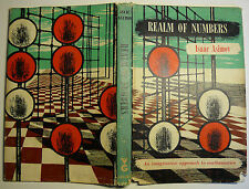 Isaac Asimov – Realm of Numbers – UK First Edition 1963