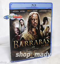 Barrabas la Serie Blu-Ray en ESPAÑOL LATINO Multiregion 1920x1080p New!