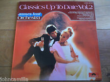 "JAMES LAST ORCHESTRA - CLASSICS UP TO DATE VOL. 2 - 12"" LP - POLYDOR - 249 371"