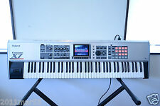 Roland Fantom X7 Workstation Keyboard AUDIO TRACK EXPANSION w/ gig bag