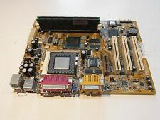 A-Trend ATC7460M Ver:2,0 Socket 370, Intel Motherboard +CPU 366MHz +256Mb