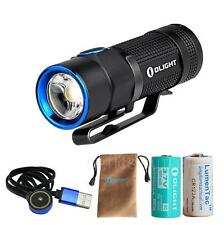 Olight S1R Baton Max 900 Lumen USB Rechargeable LED Flashlight - S1 S10R Upgrade