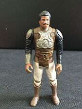 Vintage Star Wars figure Lando Calrissian : Skiff Guard Outfit, no COO