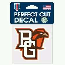 Bowling Green Falcons Perfect Cut Decal 4 x 4 FREE SHIPPING