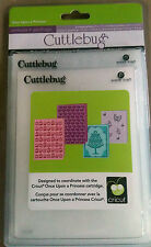cuttlebug embossing folders once upon a princess set of 4 RRP £14.95
