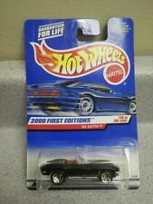 HOT WHEELS- '65 VETTE- 2000 FIRST EDITIONS NO.19- NEW ON CARD- L47