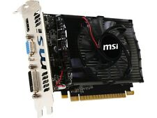 MSI N730-2GD3-R GeForce GT 730 2GB 128-Bit DDR3 PCI Express 2.0 HDCP Ready