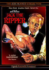 Jess Franco's Jack The Ripper NEW DVD - Audio commentary by Erwin C. Dietrich