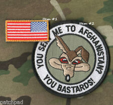 KANDAHAR WHACKER© MARSOC RAIDERS You B@sters SSI: Reverse Flag + Wile E. Coyote