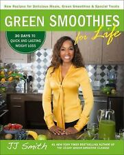 Green Smoothies for Life by J. J. Smith (2016, Paperback)