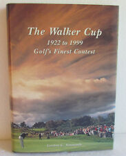 THE WALKER CUP 1922 TO 1999 1ST W/DC  LIMITED EDITION