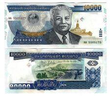 LAOS LAO 10000 10.000 Kip 2002 unc p 35 a