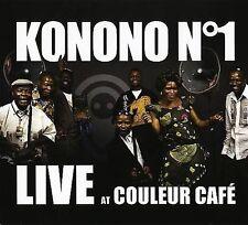 NEW - Congotronics by Konono No 1