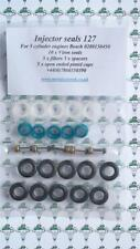 Bosch 0280150450 5 cylinder fuel injector service kit O rings seals