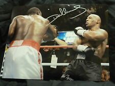 Danny Williams  Signed 12x16 Boxing Photograph D
