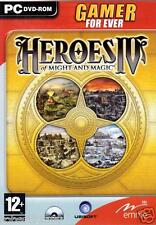 JEU PC CDROM./....HEROES IV....OF MIGHT AND MAGIC........