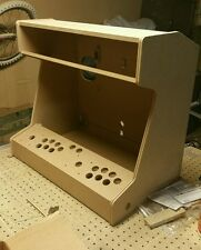 Cnc cut 2 player mini arcade machine Kit for building your own
