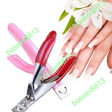 False Nails Tips Acrylic UV Gel Manicure Cutter Clipper Nail Art Tool NEW BRAND