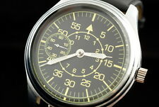 Pilot's LACO aviation Vintage military style German & CCCP WAR2 watch