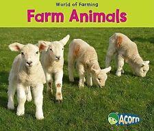 Farm Animals (World of Farming) by Dickmann, Nancy, Good Book