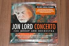 Jon Lord - Concerto For Group And Orchestra (2012) (CD+DVD) (0208184ERE)