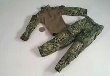 soldier story navy seal gunner uniform 1/6 toys dragon bbi miniature gi joe dam