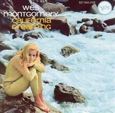 California Dreaming by Wes Montgomery (CD, Verve) CD & PAPER SLEEVE ONLY