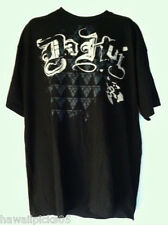 New Da Hui Hawaii Surf Clothes Tapa Warrior T Shirt Mens Size M Gift Idea