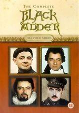 The Complete Blackadder - All Four Series Rowan Atkinson Brand NEW