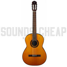 New! Takamine GC1-NAT Classical Nylon String Acoustic Guitar - Natural