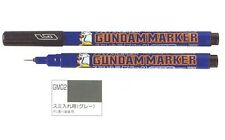 Mr.Hobby Gundam Marker Pen Painter GM02 Thin Grey Gray Color Detail Liner Bandai
