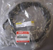 Genuine Suzuki RM-Z250 Throttle Accelerator Cable K5401-20119 Cavo gas Gaszug