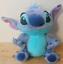 "Disney Store Lilo & STITCH AS DOG BEAN BAG Stuffed Animal Toy 6.5"""