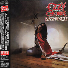 Ozzy Osbourne - Blizzard of Ozz CD