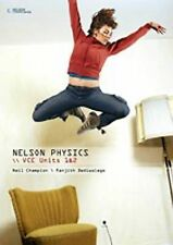 Nelson Physics VCE Units 1 and 2 by Ranjith Dediwalage, Neil Champion (Mixed...