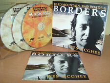 WES McGHEE - Bead Mountain, Bad Roads & Borders - The Collection (3 CDs)