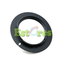 M42 Lens to Minolta MA SONY Alpha Mount Adapter A33 A55 A77 A900 A950 A850 Black